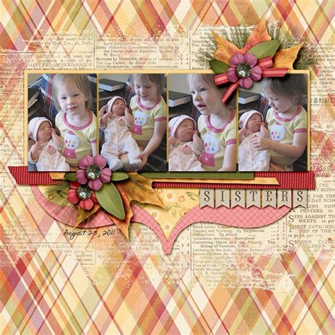 Challenge Use Themed Papers For Non Themed Layouts 3 by Sweet Shoppe Designs The Sweetest Digital Scrapbooking