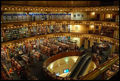 libreria universita el ateneo grand splendid bookstore charan newton
