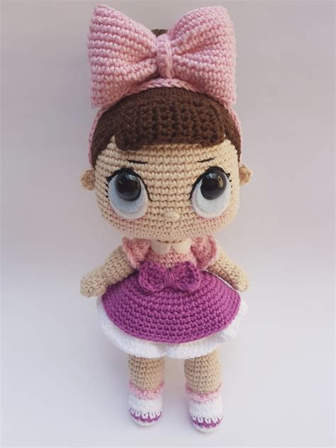 amigurumi boneca boneca lol amigurumi no elo7 toyart amigurumi c15a3c