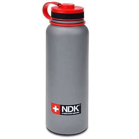 Deluxe Tumbler4 buy nidecker ndk deluxe 40 oz wide vacuum insulated tumbler in grey from bed bath beyond