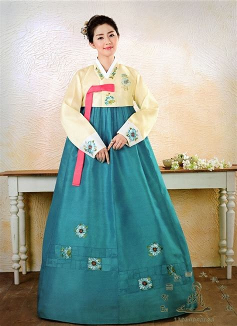 Korea Hanbok Jeogori 1 asia what is the difference between a korean hanbok and a