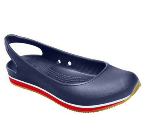 Wedges Mr90 Crocodile 64 crocs blue shoes kasut