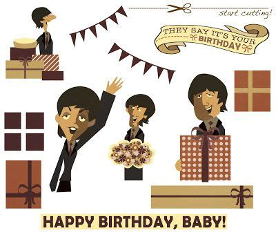 download mp3 the beatles happy birthday 47 best images about beatles birthday on pinterest cake
