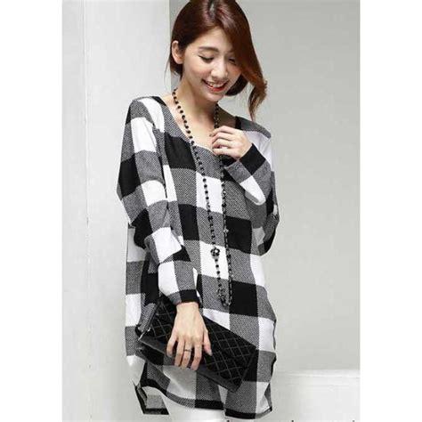 Fashion Wanita All Asli Wash Basic blouse wanita fashion collar blouses