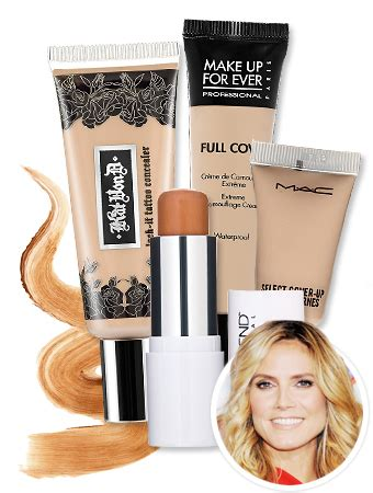 tattoo concealer makeup and make up