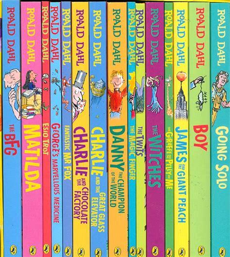 Roald Dahl Collection roald dahl roald dahl collection levn 233 knihy