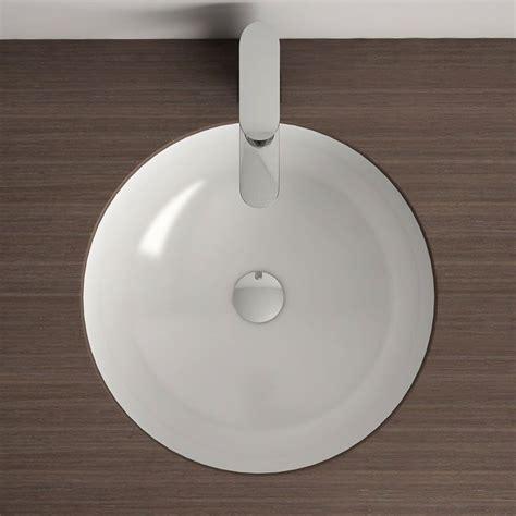 recessed bathtubs tub recessed round bottom 43 cm ceramic asako