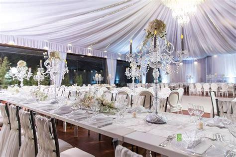 candelabros tiffany decoraci 243 n con mesas fraileras rectangulares sillas