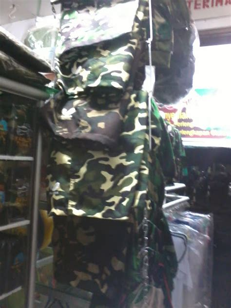 Gantungan Tas Fox arema sport army and sport celana loreng model celana kolor