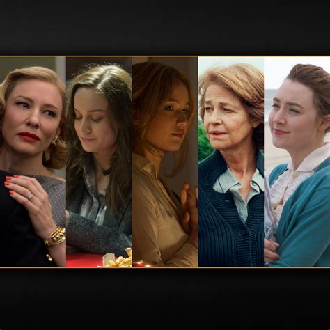 1998 best actress nominees actress in a leading role nominations 2016 oscars oscars