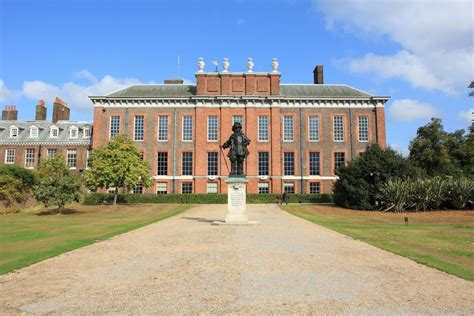 kensington castle kensington palace on aboutbritain com