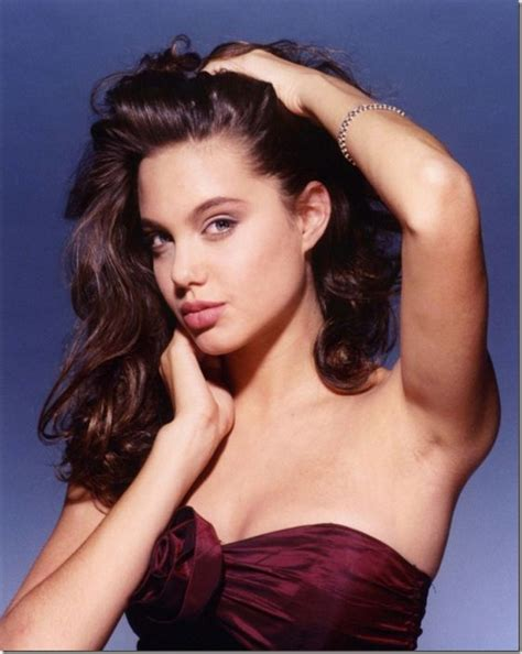 young celebrity photo gallery young angelina jolie photos young angelina jolie photos