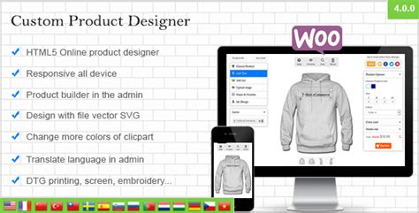 custom layout in wordpress woocommerce custom product designer by dangcv codecanyon