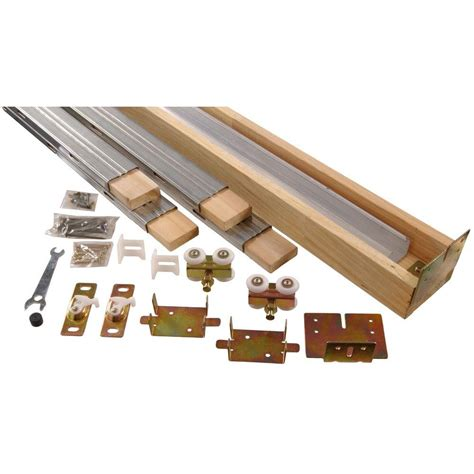 Door Hardware Home Depot by The Hillman Pocket Door Hardware Set 852649 The
