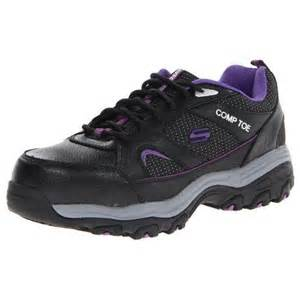 skechers for work d lite sr slip resistant work shoe for