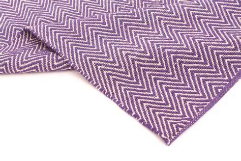 teppiche 300 x 400 cm teppich 300 x 400 cm baumwollteppich marina lila