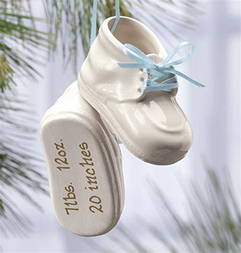 baby shoe ornaments for christmas trees it s christmas time