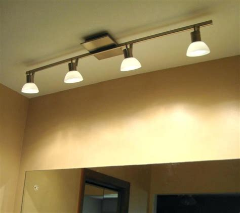 ceiling fan with track lighting replacing track lighting with ceiling fan track lighting