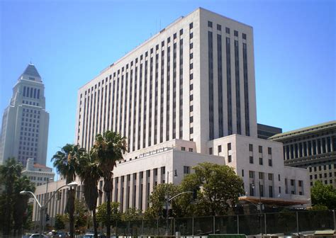 Los Angeles Court Search File U S Court House Los Angeles Jpg Wikimedia Commons