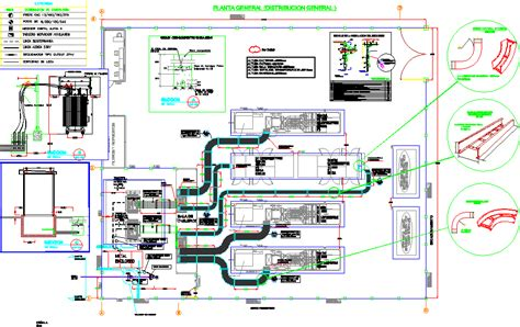 layout for diesel power plant catepillar diesel generators for mining operation dwg