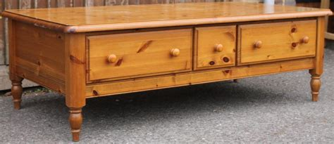 Large Ducal Pine Coffee Table In Haywards Heath Ducal Coffee Table