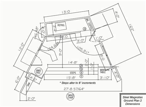 set design floor plan community theatre tvs studios