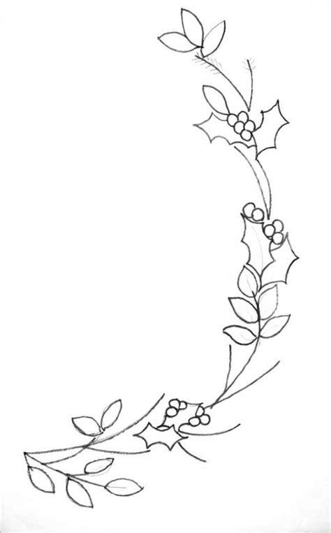 Printable Wreath Pattern Bing Images Wreath Template