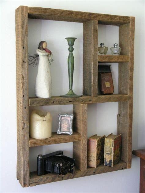 best 25 wood shelf ideas on