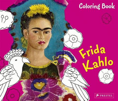 frida kahlo biography barnes and noble coloring book frida kahlo by andrea weibenbach paperback