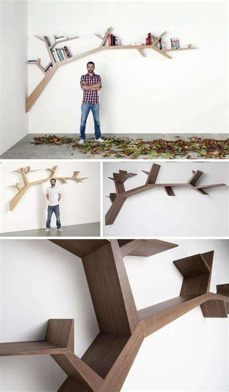 best 25 tree bookshelf ideas on tree shelf