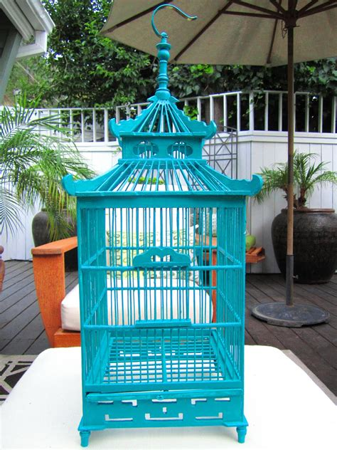 ornamental bird cages with pictures in gallery