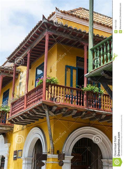 old town cartagena columbia travel image