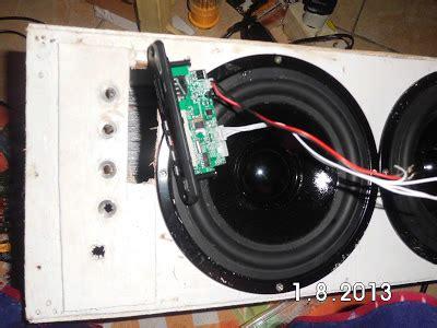 Speaker Aktif Mini Untuk Dvd Cara Merakit Speker Aktif Dengan Memakai Usb Mp3 Player