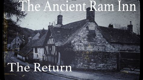 ancient ram inn ghost hunt ancient ram inn return haunted ghost hunt investigation