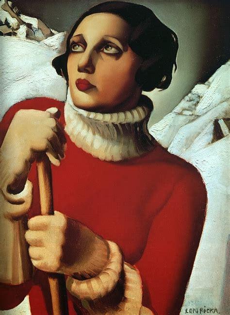 Tamara De Lempicka by Artodyssey Tamara De Lempicka