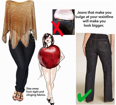 styles for apple shaped bodies why clothing according to body type is crucial for your