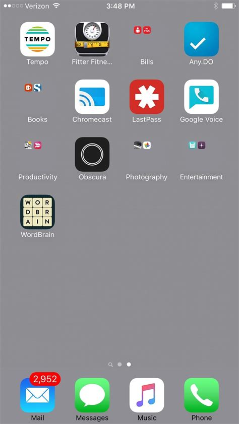 wallpaper iphone no dock how to create invisible folders for all your secret iphone