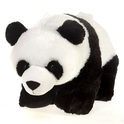 stuffed panda 19 inch plush animal fiesta stuffed safari