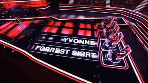 the voice of germany stuhl quot the voice of germany quot mark forster nimmt eine neue