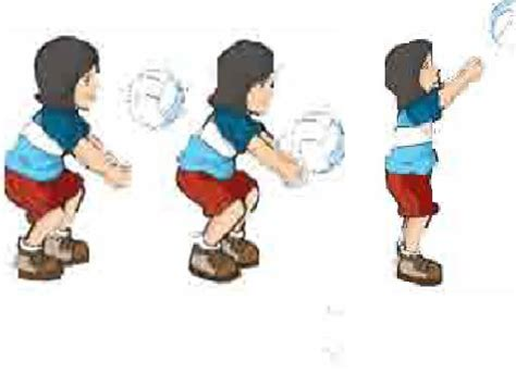 Silicon Atau Softcase Animasi Mini 2 olahraga anak permainan bola voli mini kelas 4 sem 2