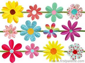 flowers for s day folding paper flowers craft 8 petal flowers crafts firstpalette