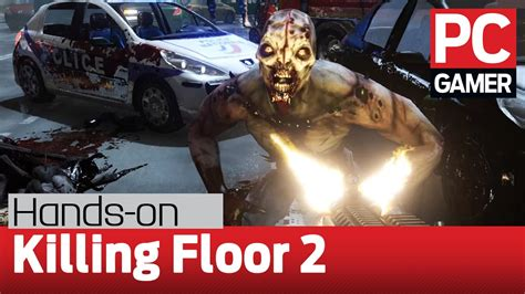 Pc Gamer Killing Floor 2 by Killing Floor 2 Match Gameplay Tripwire Pc Gamer