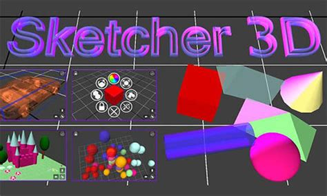 sketcher 3d sketcher 3d for android for free