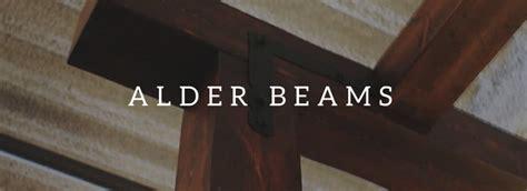 order box beam sles from woodland custom beam company alder box beams handmade any size shipped nationwide