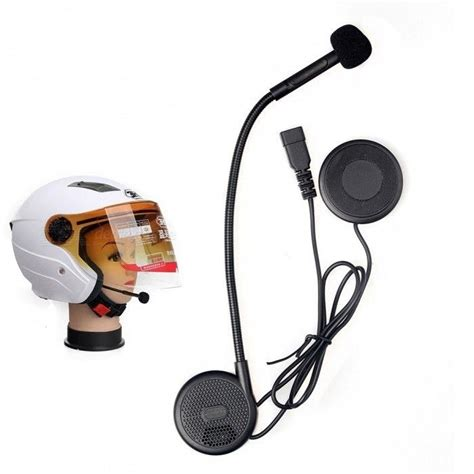 Bluetooth V4 0 Headset Black Intl 25 best ideas about motorcycle headsets on