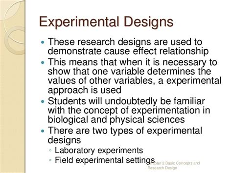 experimental design problems fundamental concepts in the design of experiments recent