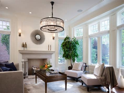 17 Sunroom Lighting Designs Ideas Design Trends Living Room Lighting Fixtures