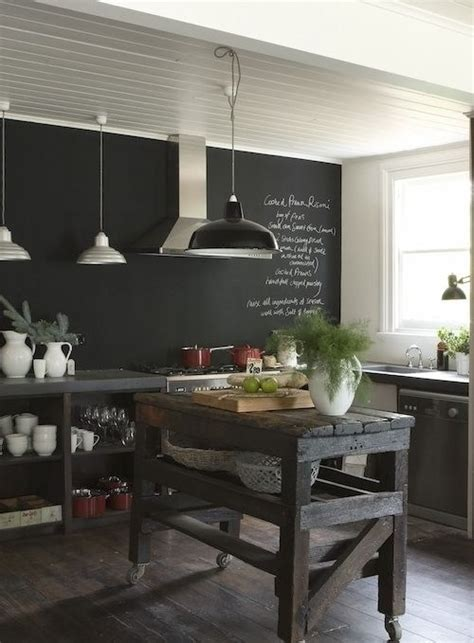 black kitchen walls black is back daley decor with debbe daley