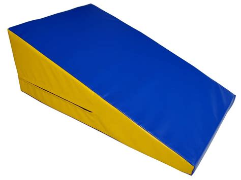 Wedge Mats by Non Fold Gymnastics Skill Wedge Shape Exercise Home
