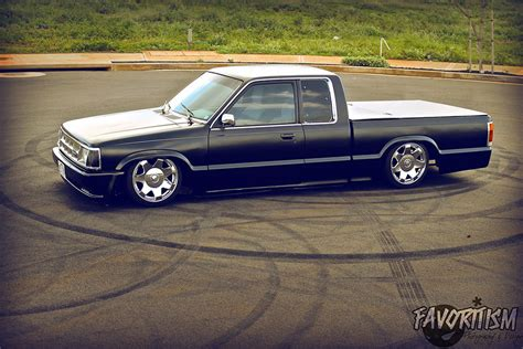 theme tuesdays mazda b2200s stance is everything